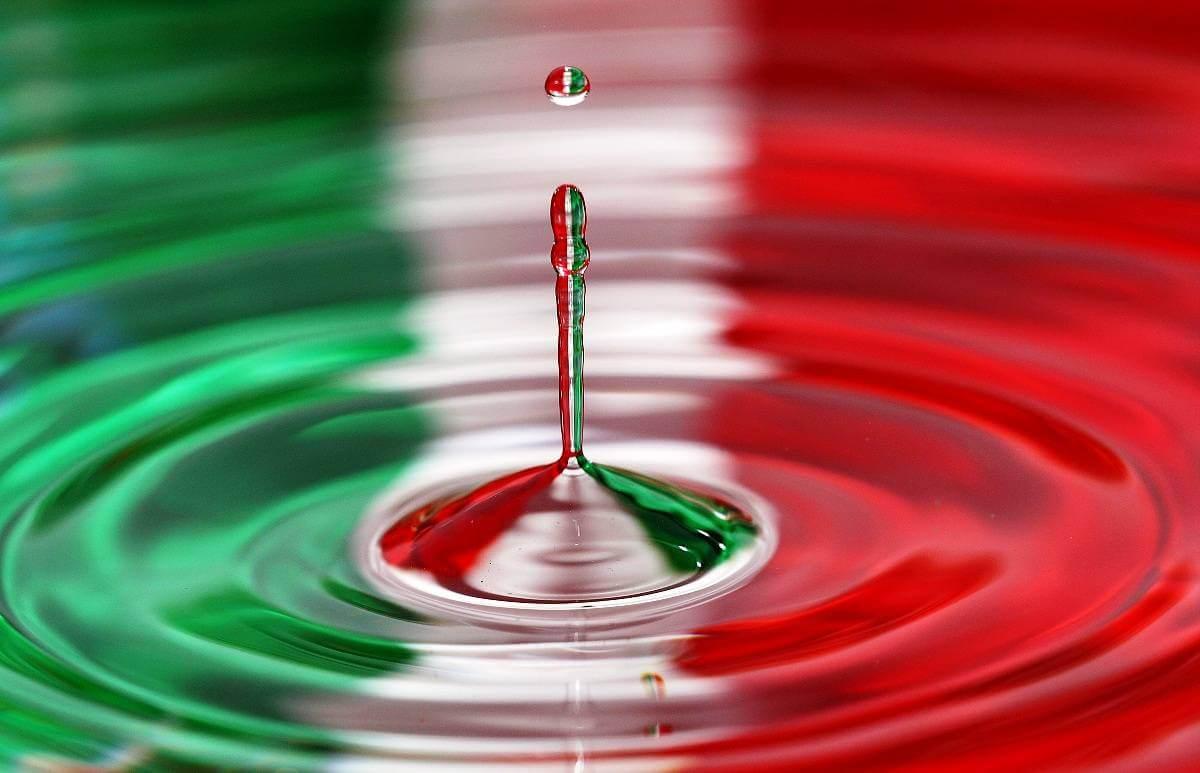 ... UN ITALIANO VERO !